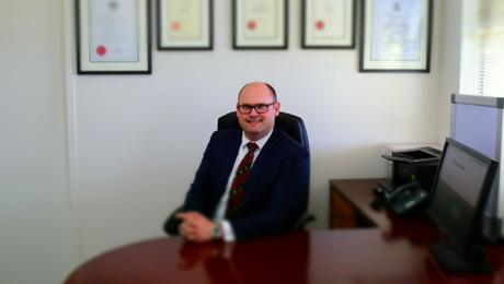 Dr Anthony Crombie